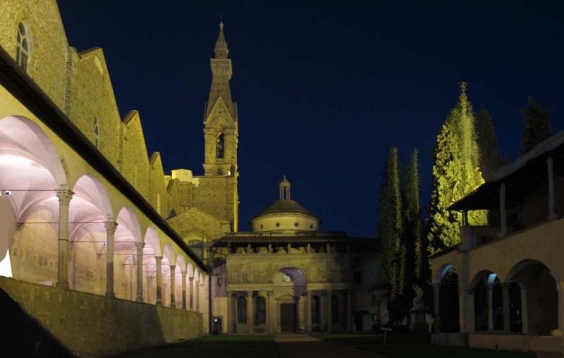 Pazzi Chapel Santa C