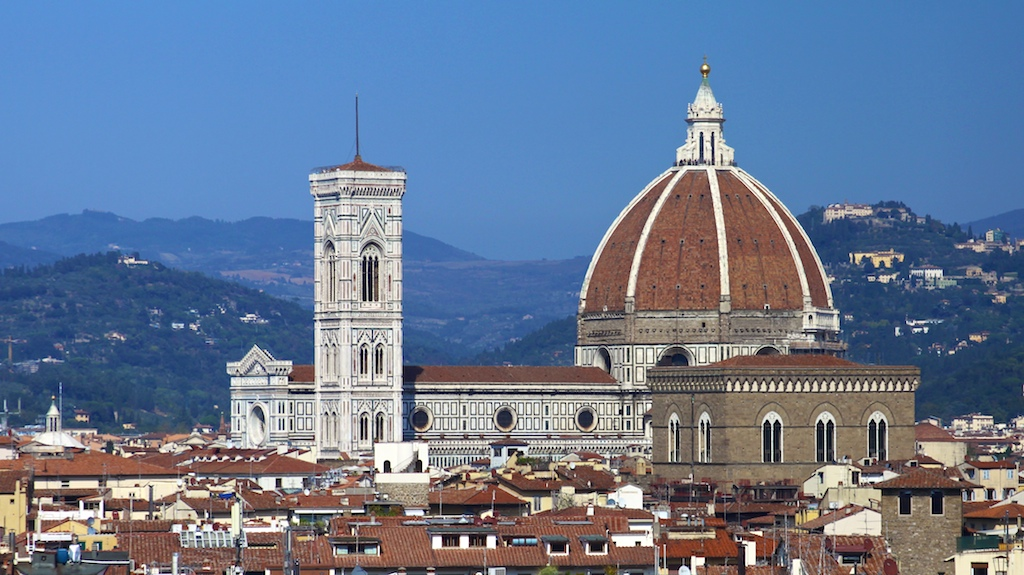 how to get from florence to st